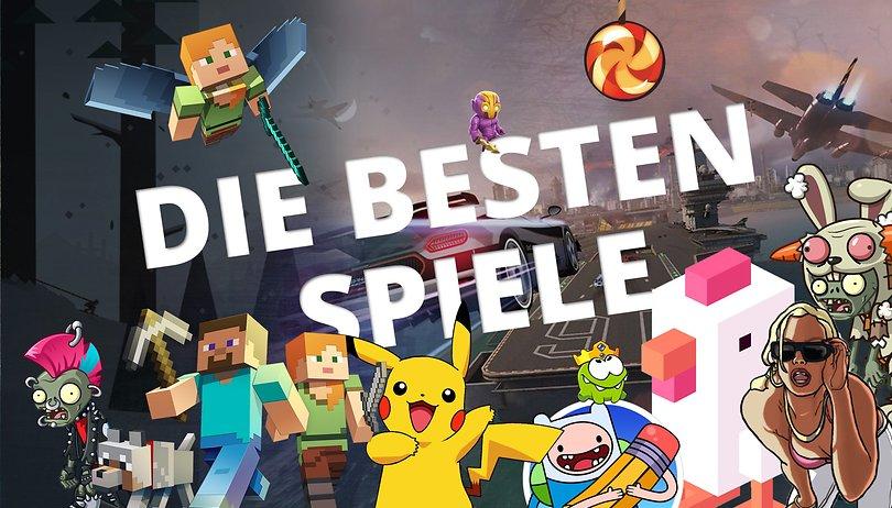 Die besten Android-Spiele