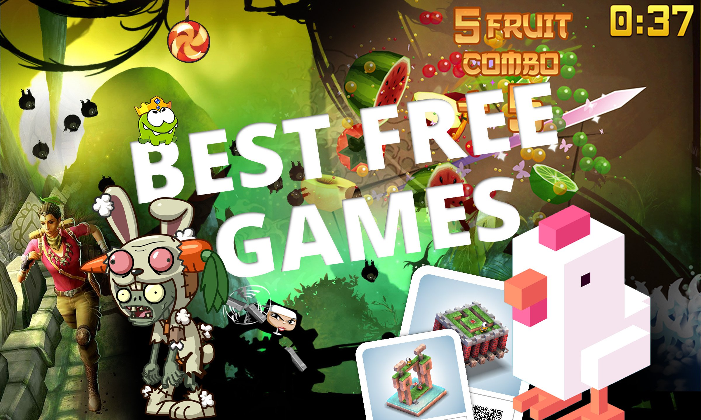 Android Free Games List