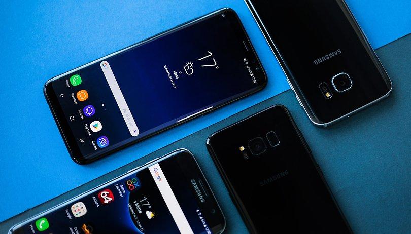 Os melhores smartphones da Samsung divididos por categoria