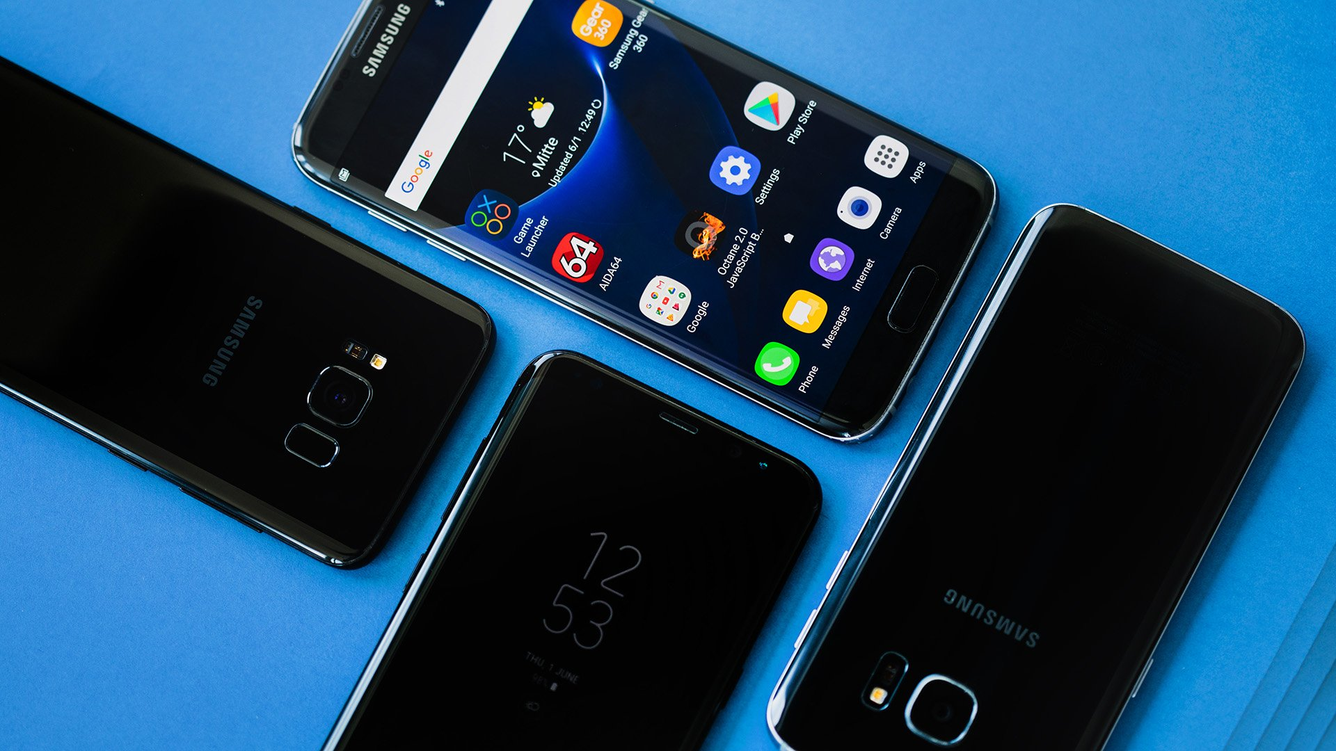 Easy Guide How to Convert Video to Samsung Galaxy S8/S8