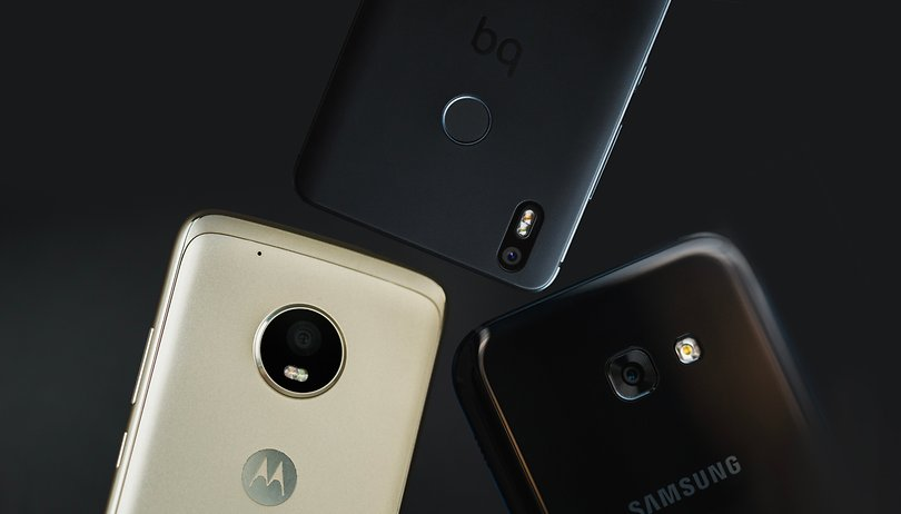 Comparación de cámaras: Galaxy A5 (2017) vs Moto G5 Plus vs BQ Aquaris X