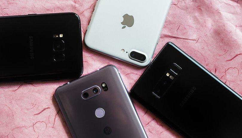 Qual é o melhor material para smartphones?
