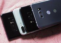 LG V30, Note 8, Galaxy S8+ e iPhone 7 Plus: uma comparação de câmeras