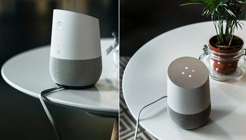 On a essayé l'enceinte connectée Google Home