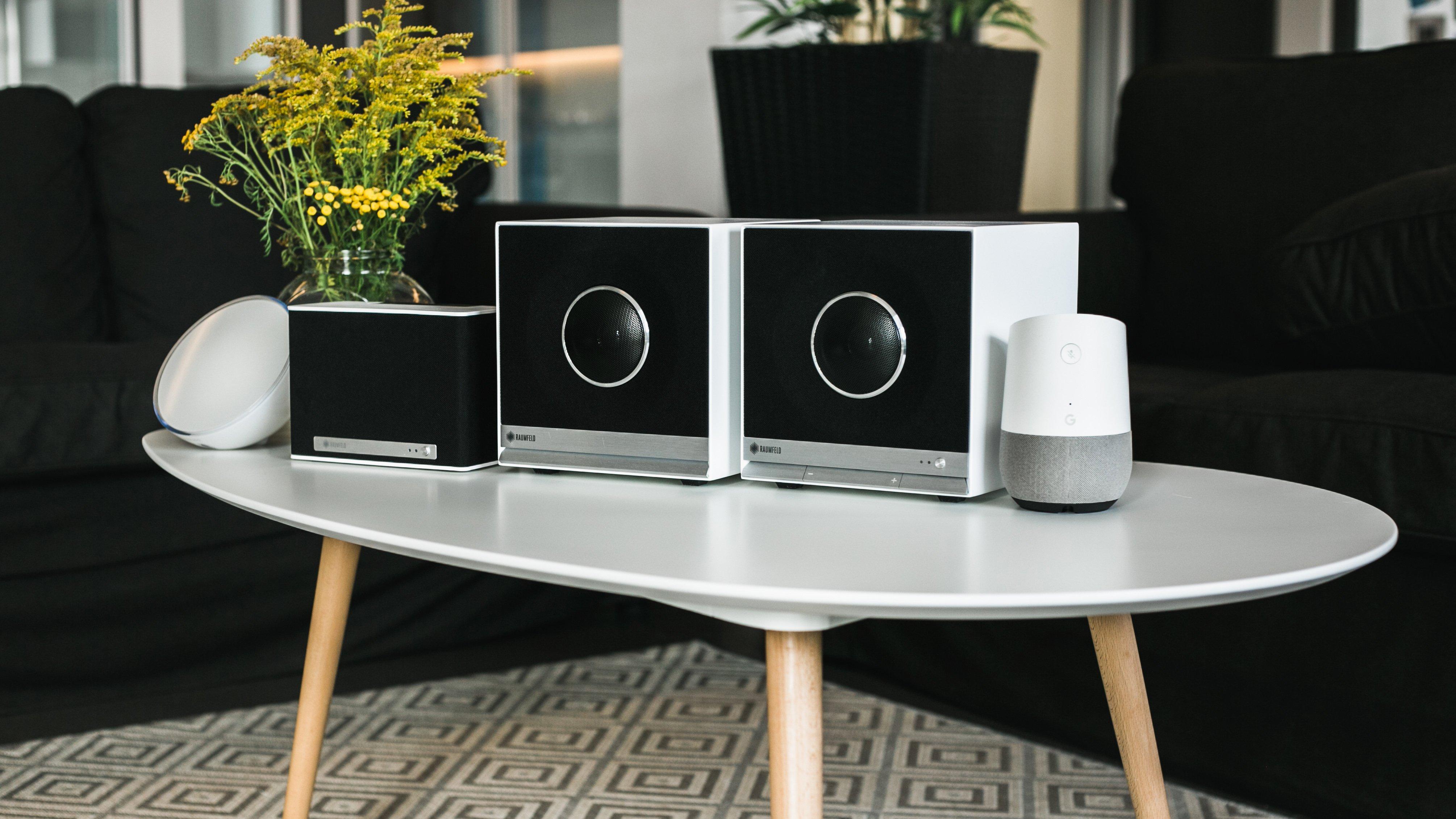wlan lautsprecher smarte speaker im vergleich androidpit. Black Bedroom Furniture Sets. Home Design Ideas