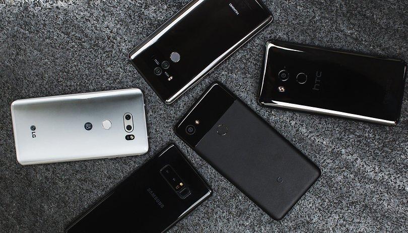 Estes foram os smartphones mais populares de 2017, segundo o AnTuTu