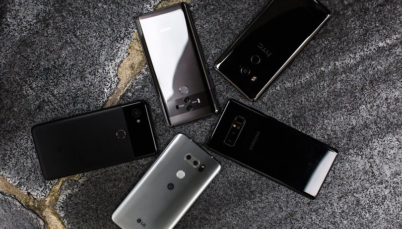 Power users: Which of these 8 smartphones suit your style?