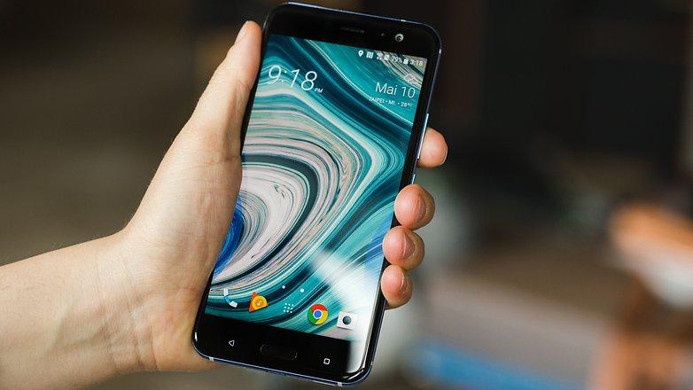 AndroidPIT HTC U 11 4753