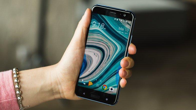 AndroidPIT HTC U 11 4759
