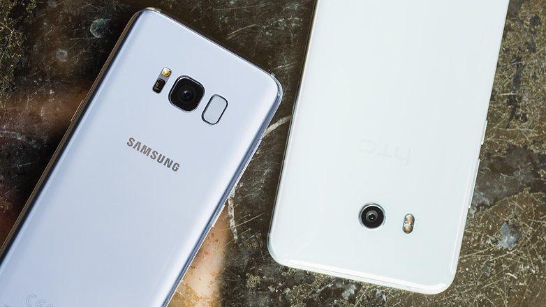 AndroidPIT HTC U 11 VS Samsung S8 4843