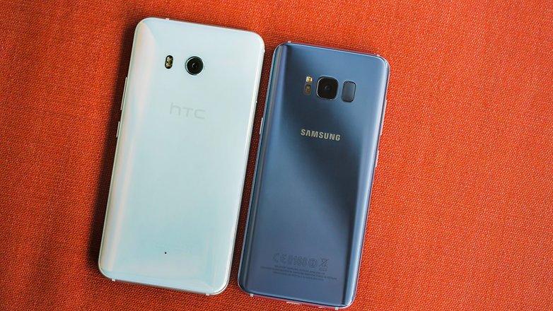 AndroidPIT HTC U 11 VS Samsung S8 4848