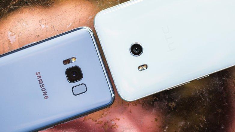 AndroidPIT HTC U 11 VS Samsung S8 4851