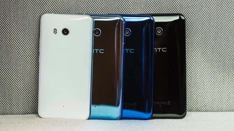 HTC U11 Hands-on: Edge Sense ist das Sahnehäubchen - Hardware-Tests ...