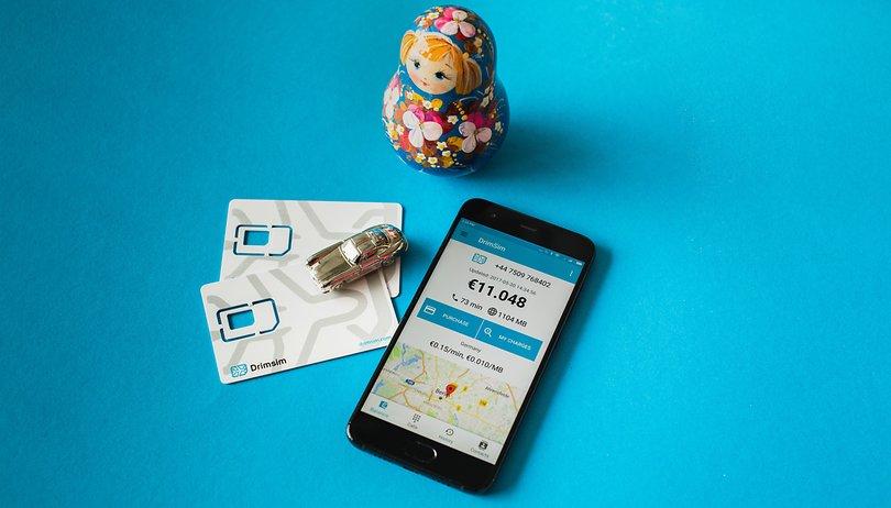 Reise-SIM-Karte Drimsim ausprobiert: Sinnvolle Alternative für Vielreisende?