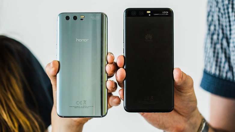 AndroidPIT honor 9 vs huawei p10 1132