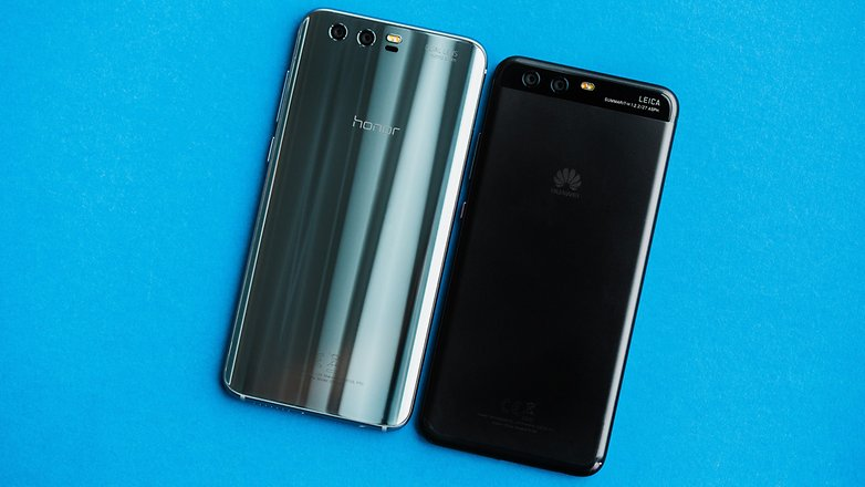 AndroidPIT honor 9 vs huawei p10 1154