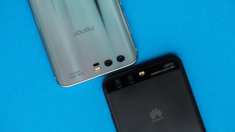 Using Honour Vs Honor: Honor 9 Vs Huawei P10 : Le Duel Fratricide