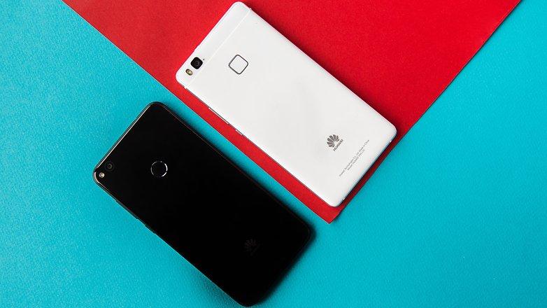 AndroidPIT Huawei P8 Lite 2017 vs P9 Lite 9653