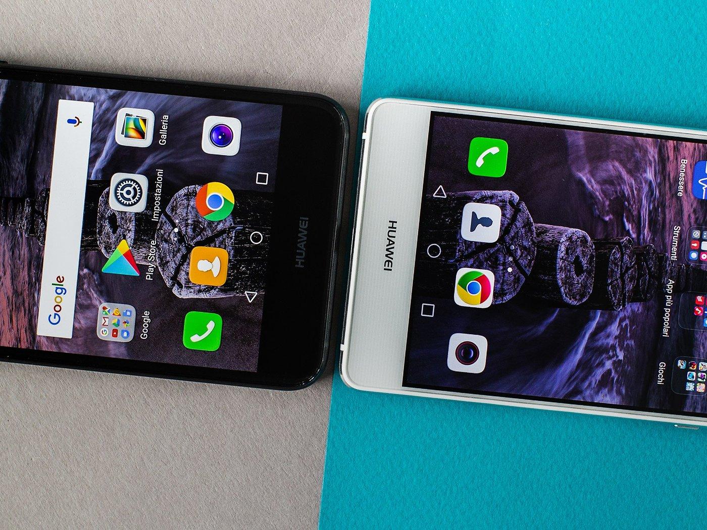 Huawei P8 Lite 2017 Vs Huawei P9 Lite Le Duel Des Milieux De