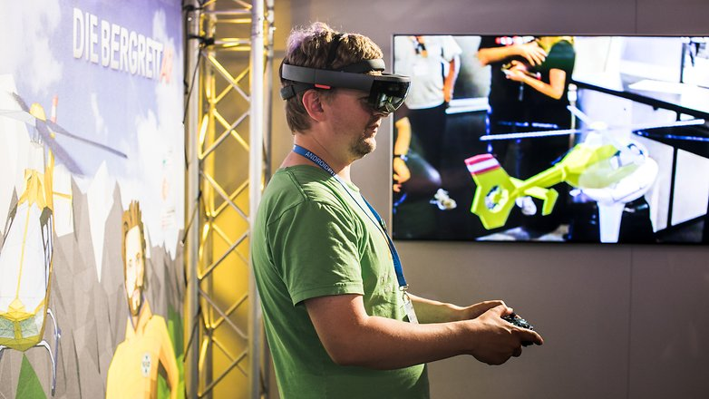 AndroidPIT Microsoft Hololens 0472