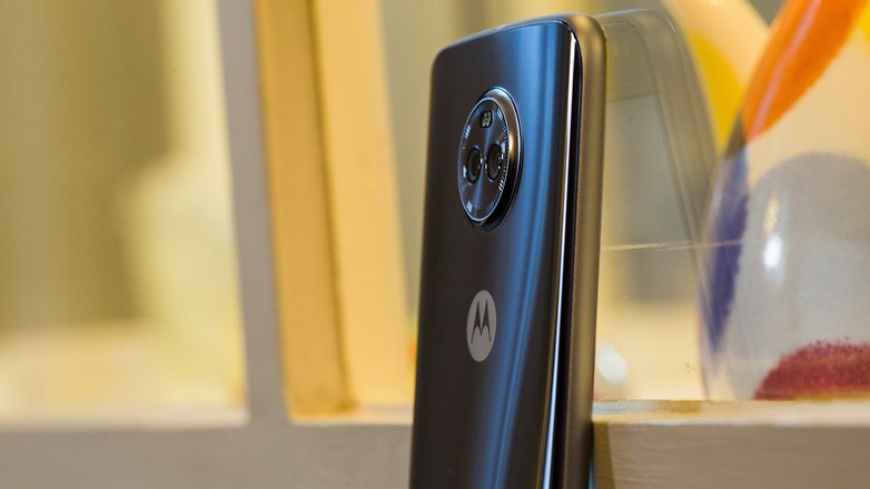 how to set up device passcode on motorola x play