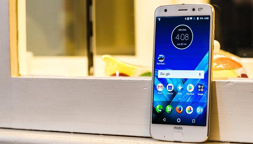 Android Oreo tests begin on Motorola Moto Z line in Brazil