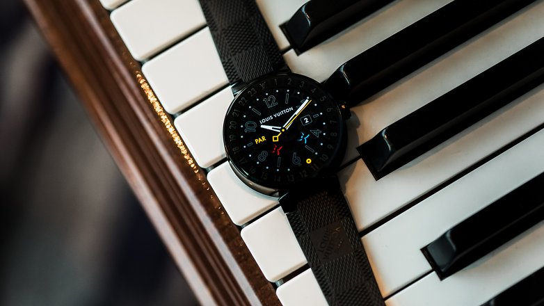 AndroidPIT louis vuitton tambour horizon 9767