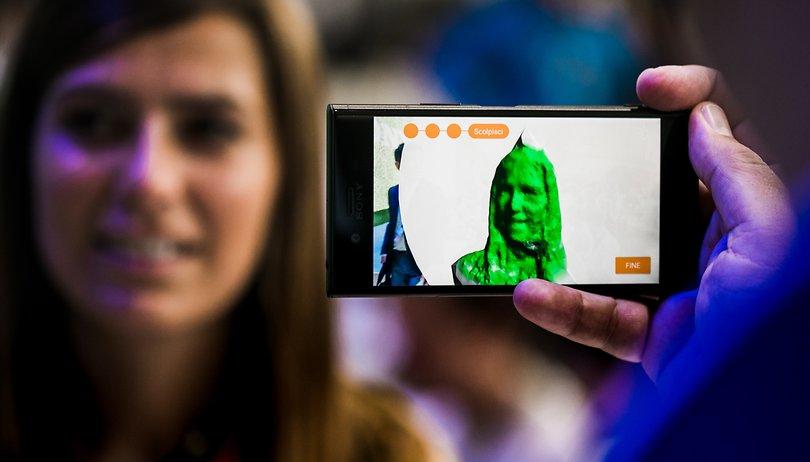 Xperia XZ Premium riceverà il 3D creator con un aggiornamento