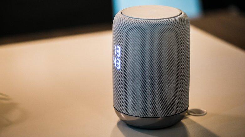 AndroidPIT SONY Smart speaker 8651