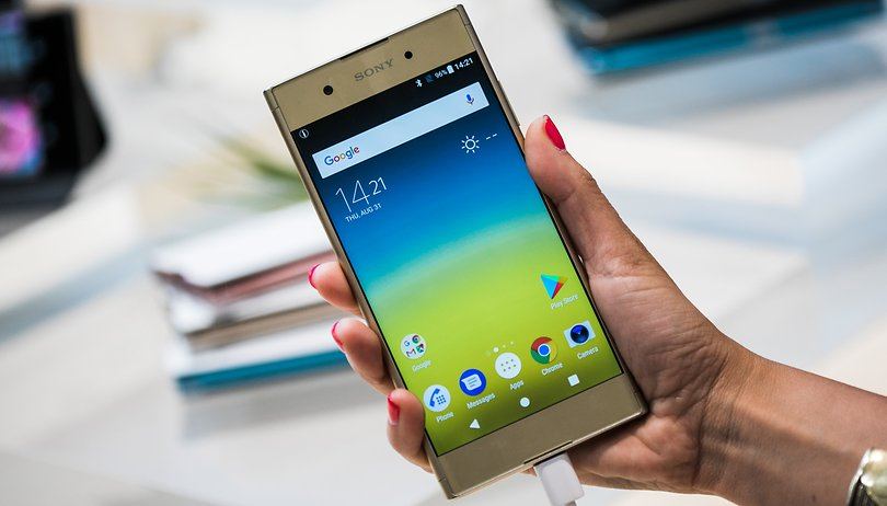 Sony Xperia XA1 Plus hands-on: bello ma non balla