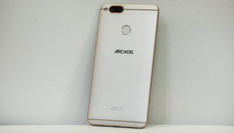 Archos Diamond Alpha Plus im Hands-on: Zusammen ist besser als allein