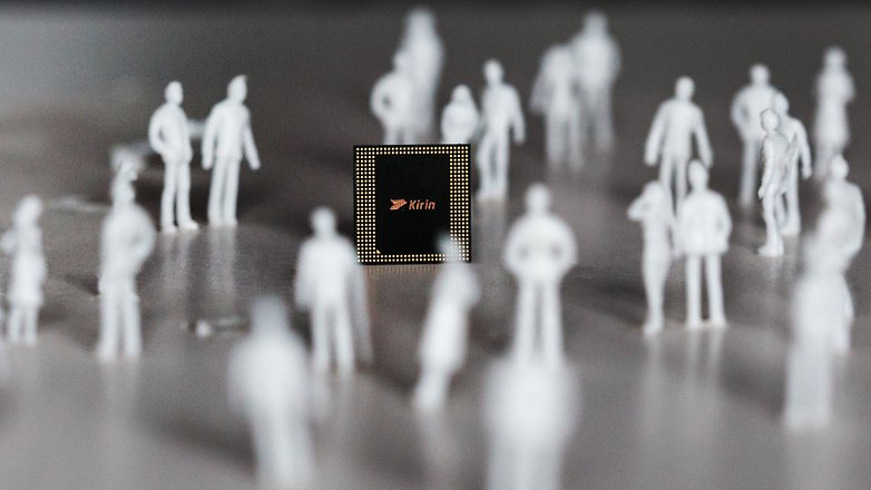 AndroidPIT Kirin chip 8658