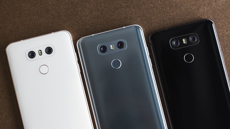 AndroidPIT LG G6 9267