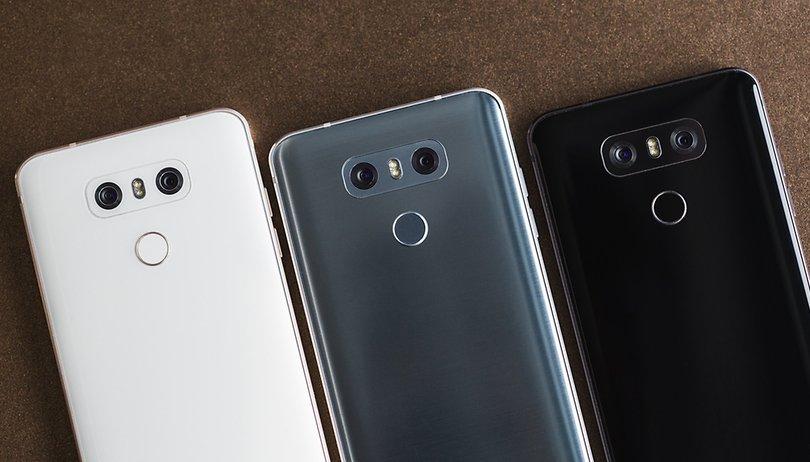 LG G6 deve ganhar uma versão com tamanho de tela menor