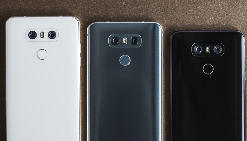 LG G6 available for half price at Sprint starting today