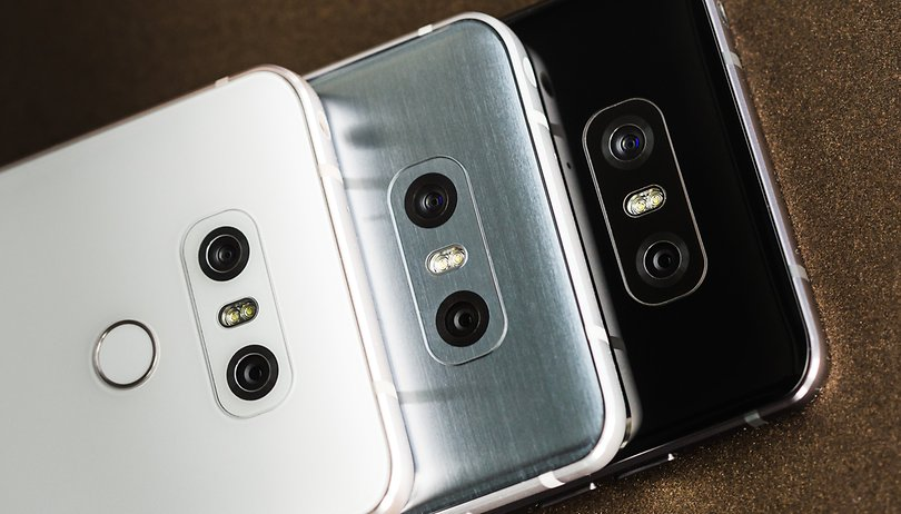 LG says its G7 is not actually delayed
