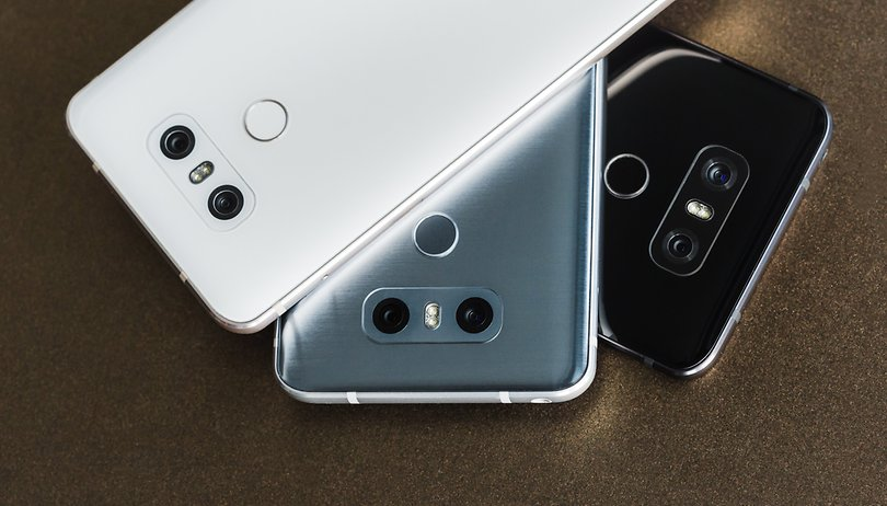 The LG G7 ThinQ is adopting the most hated flagship trends