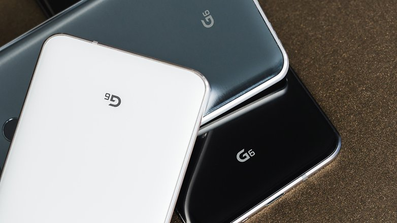 AndroidPIT LG G6 9293