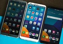 Google met la pression pour avoir du 16:9 sur les applis sur les Galaxy S8 et LG G6