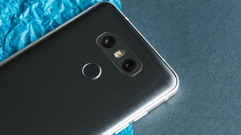 AndroidPIT LG G6 9332