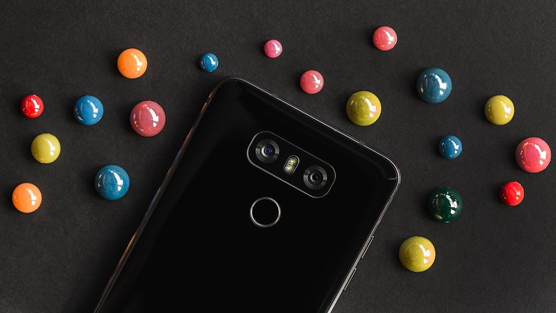 AndroidPIT LG G6 9339