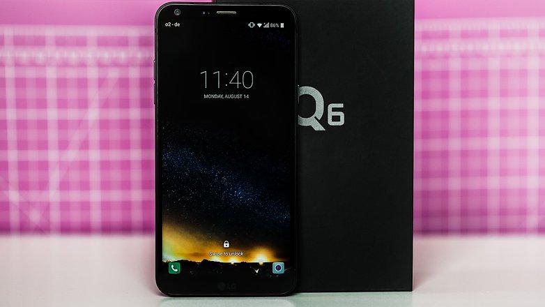 AndroidPIT lg q6 7128