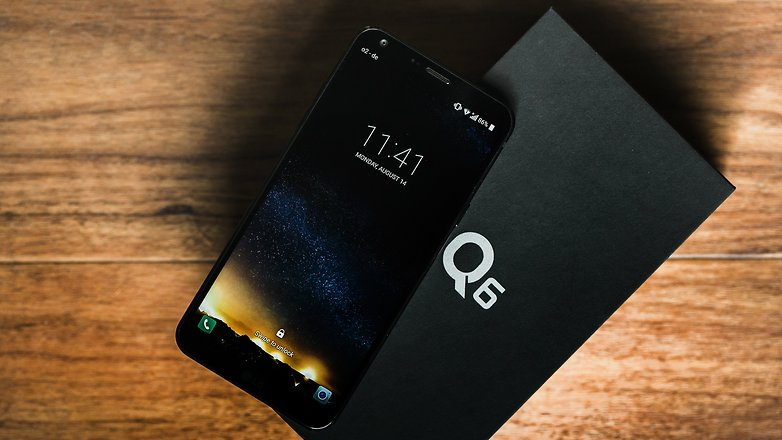 AndroidPIT lg q6 7132
