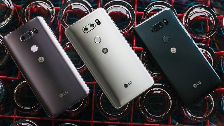AndroidPIT LG V30 0501