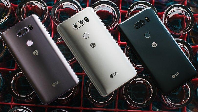 LG V30 : le concurrent le plus sérieux du Samsung Galaxy Note 8 ?