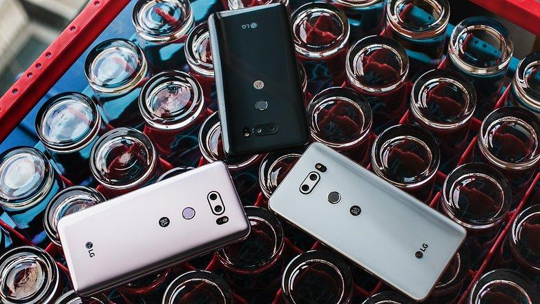 AndroidPIT LG V30 0507