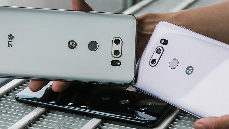 AndroidPIT LG V30 0538
