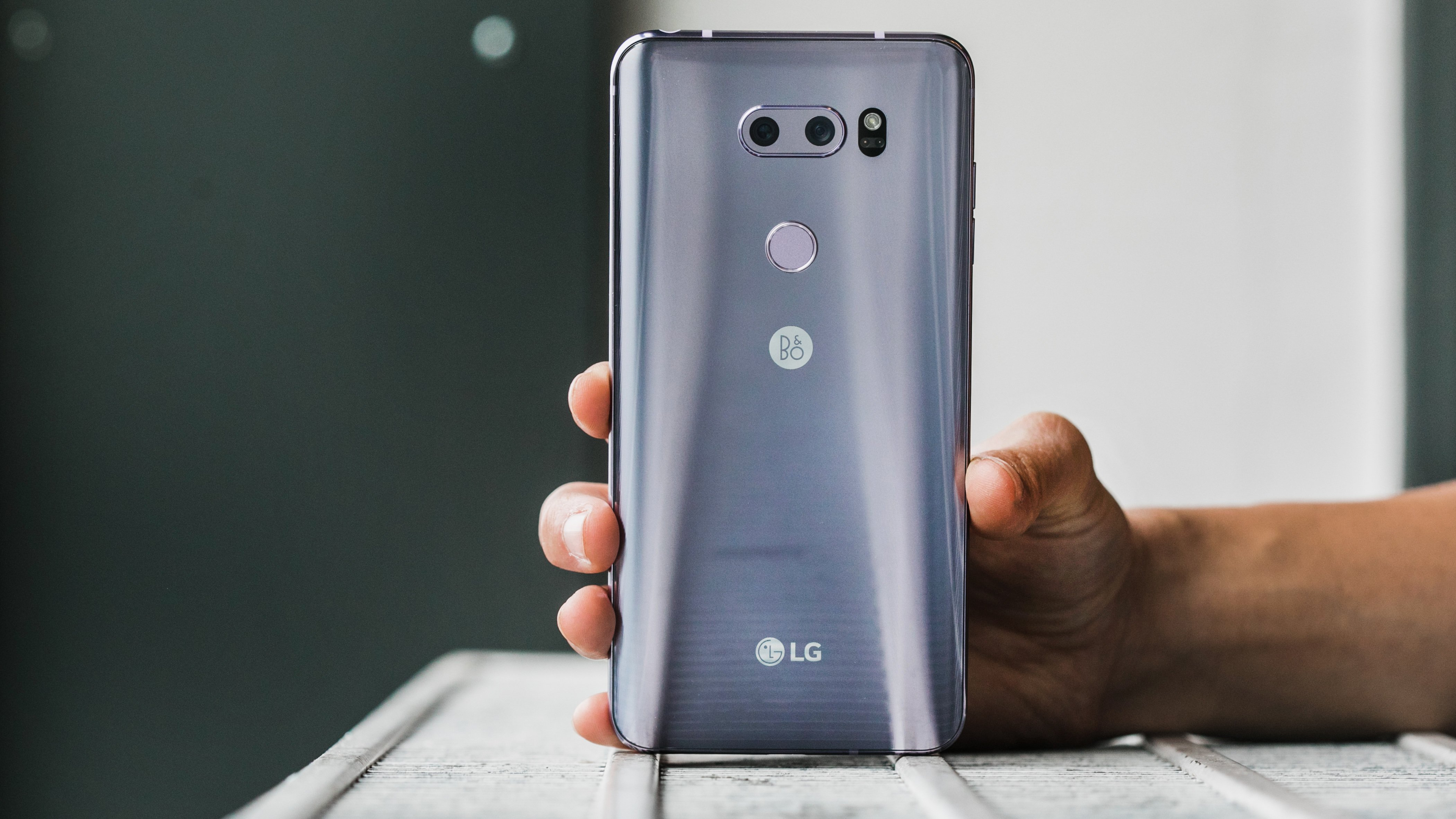 Lg V30 Model With Improved Ai Technology Will Be Revealed