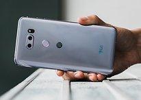 LG V30 mit AI: Darum betreibt LG auf dem MWC nur Modellpflege
