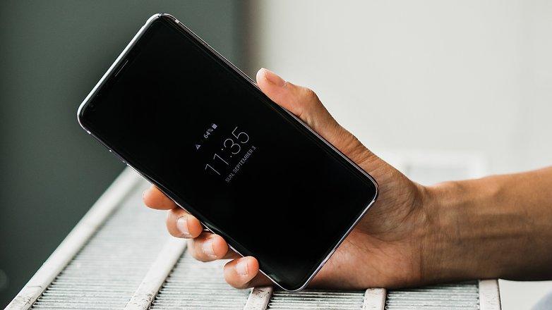 AndroidPIT LG V30 0552